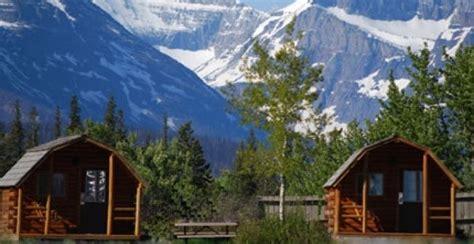 Cabins Glacier National Park by Koa St East Glacier National Park Central