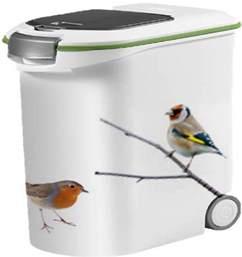 Plastic Clothes Storage Containers - bird food storage bins home design ideas