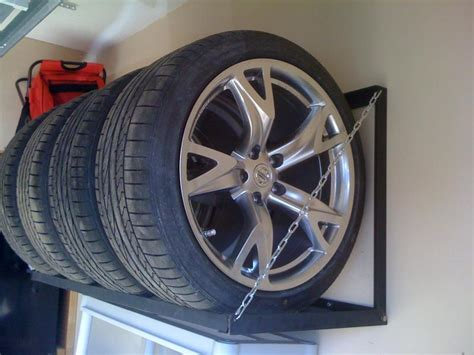 tire rack nissan 370z forum