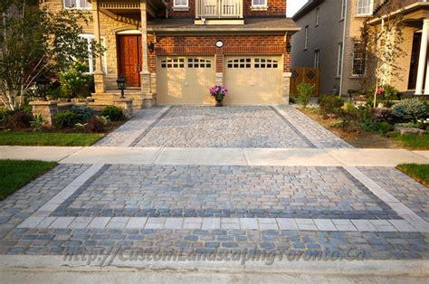 Paving Stones Toronto Toronto Landscaping Design Interlock Driveway Paving Company