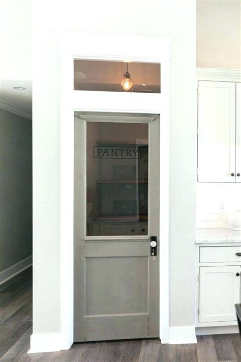 Half Glass Pantry Door Doors With Frosted Interior Double