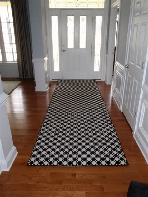 custom entry rugs custom size entry rug contemporary entry richmond by house of carpet