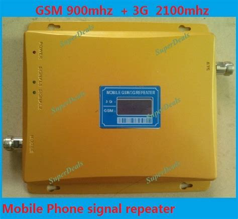 pricenewest   lcd display signal booster gsm