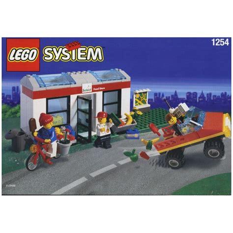 lego shell lego shell convenience store set 1254 brick owl lego