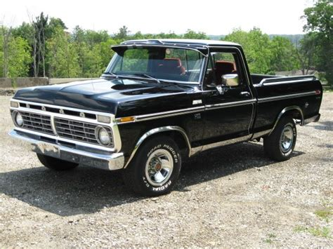 1973 Ford Truck by 1973 Ford F100 Aaron Would Carros