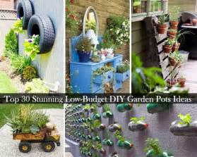 Best Place To Buy Cheap Kitchen Cabinets Top 30 Stunning Low Budget Diy Garden Pots And Containers