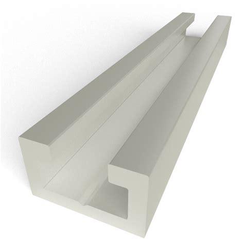 1 x 2 aluminum c channel aluminum c channel slide track 608 x 342 eagle