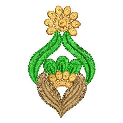 embroidery design butta floral butta embroidery designs 3017 embroideryshristi
