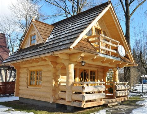 perfect little house company the most perfect log cabin ever built what do you think