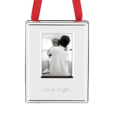 ornaments picture frames kate spade point picture frame ornament