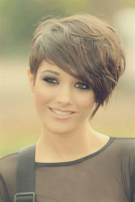 hairstyles short one sie longer than other 20 collection of short haircuts with one side longer than