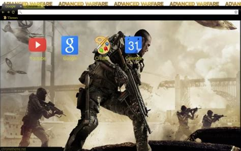 theme chrome winner top 10 call of duty chrome themes for real cod fanatics