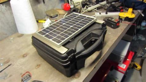 how to build a high quality portable solar