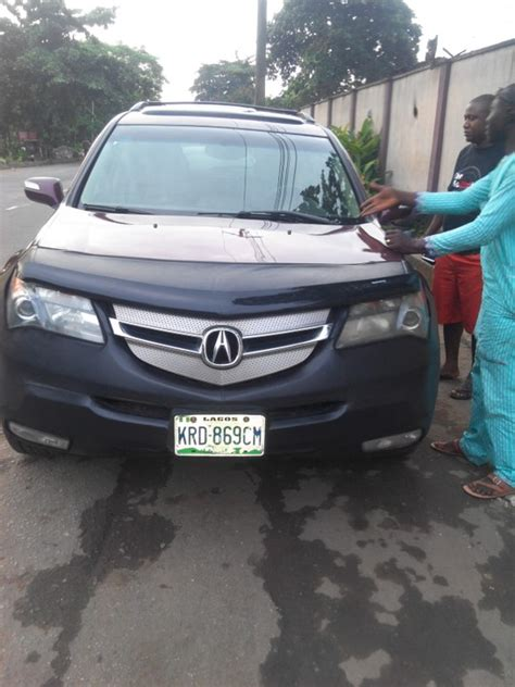 jeep acura a clean acura jeep mdx 2007 model autos nigeria