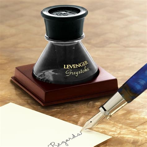 Pen Ink levenger bottled ink bottled ink pen ink
