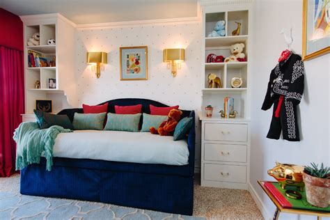 blue and red bedroom navy and red boy s bedroom in orange county