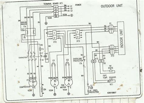 Daikin Ac Wiring Diagrams