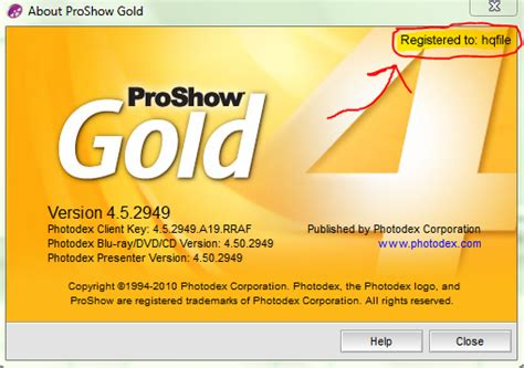 proshow gold full version software free download proshow gold 4 5 2949 full version with registration key