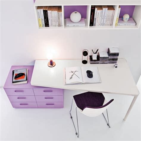Purple Office Chair Design Ideas Desks