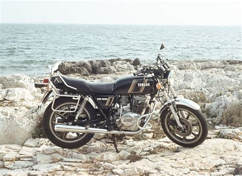 Yamaha Motorrad 400 by Yamaha Xs 400
