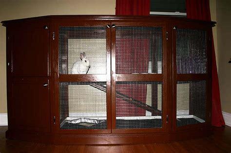 woodworking plans diy rabbit hutch  dresser  plans