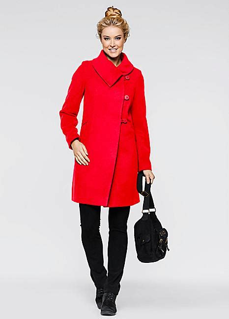 swing winter coat bloggers wrap up warm this winter in bonprix s lastest