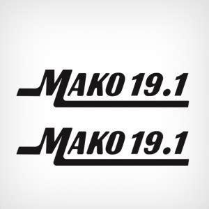mako boats decals mako boat decals boat decals garzonstudio