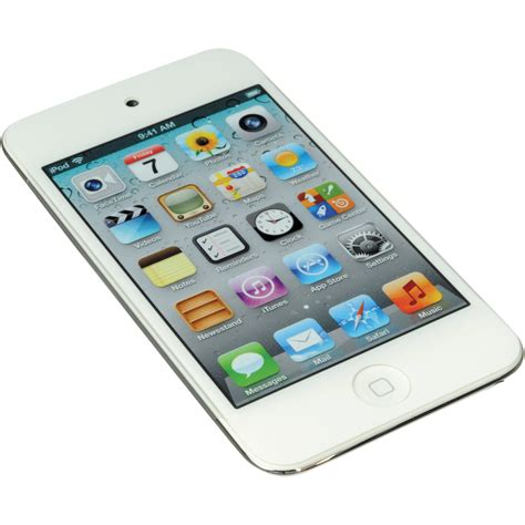 Second 64gb apple 16gb ipod touch white 4th generation me179ll a b h