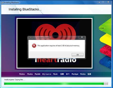 Bluestacks Ram 1gb | bluestacks 1gb physical memory