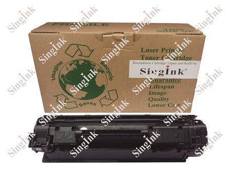 Remanufacture Toner Hp Lasejet Cb 435a For Hp Cb 435a Remanufacture Cartridge Singink