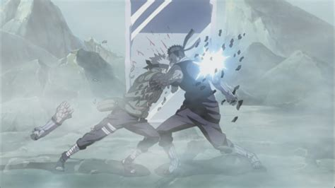 film naruto kakashi vs zabuza zabuza is sealed kakashi is pissed naruto shippuden