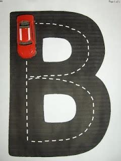 highway letters free printable pin by vesna bozalo on daily 5 writing pinterest