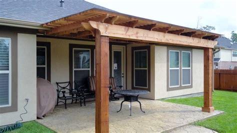 Lone Patio Builders In Houston Cedar Pergola Builders In Houston Lone Patio Builder