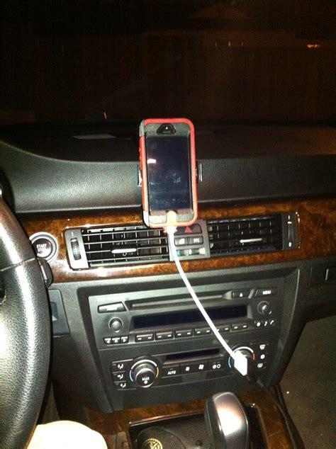bmw diy bmw e90 diy iphone mount prototype alexw