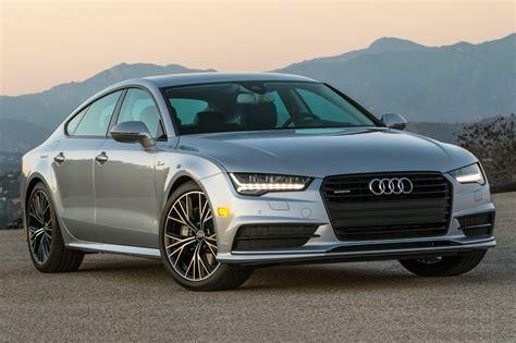 Price Of Audi Sedan by Used 2017 Audi A7 Sedan Pricing For Sale Edmunds