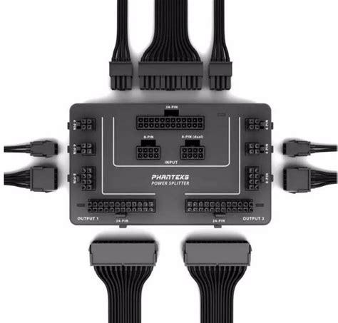 Kabel Power Besar To Besar phanteks rilis power splitter dan kabel ekstensi untuk modifikasi jagat review
