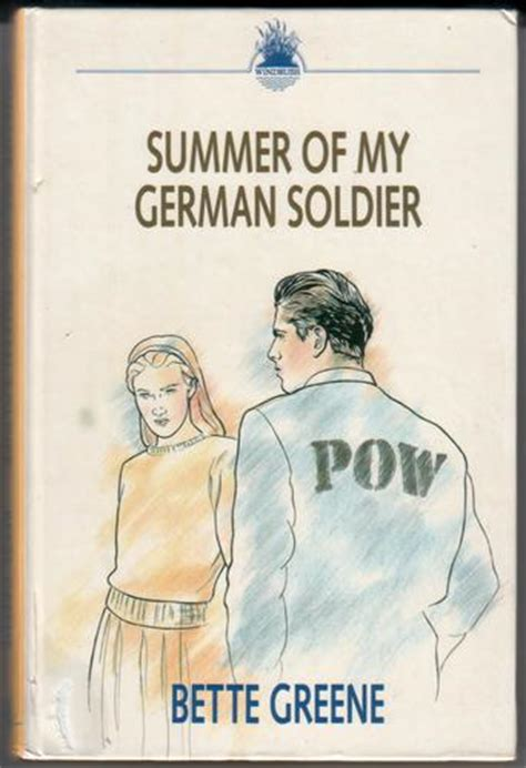 summer of 79 books summer of my german soldier by bette greene children s
