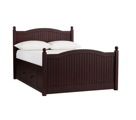 catalina bed pottery barn catalina storage bed pottery barn kids