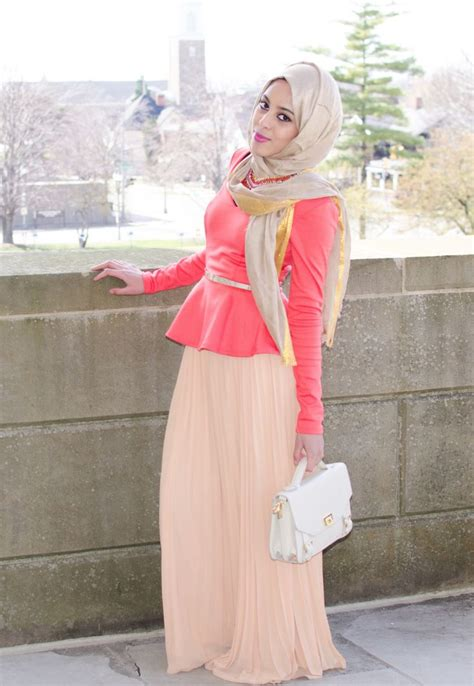 clothing style themes fashion review different hijab style ideas for the