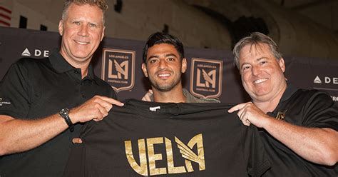 will ferrell lafc will ferrell bob bradley carlos vela and the story of