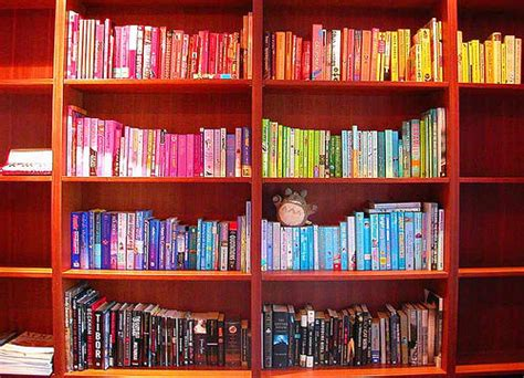 8 Ways To Arrange Your Books 8 ways to arrange your books lifestyle