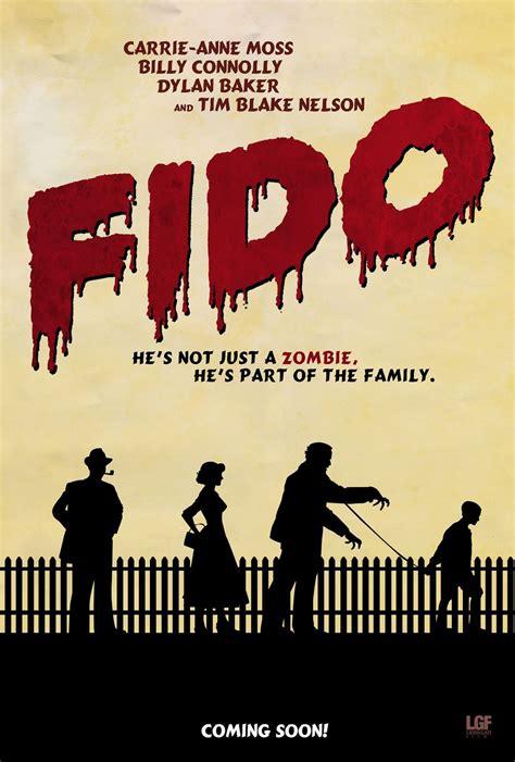 fido in horror medication fido is s best friend