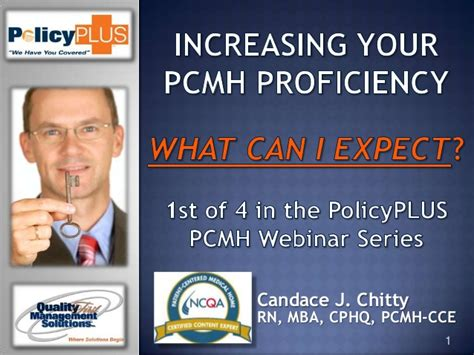 What To Expect Mba Site by Policyplus Pcmh Series Webinar 1 What Can I Expect