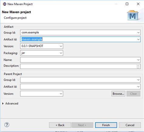 tutorial java maven how to create java jar file with maven java tutorial network