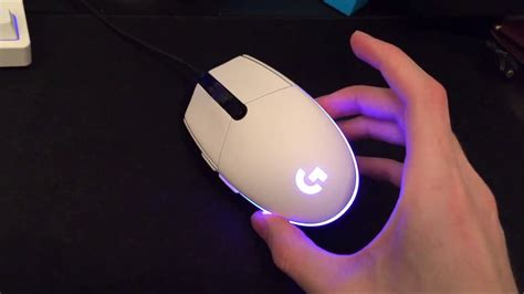 logitech g203 budget fps gaming mouse