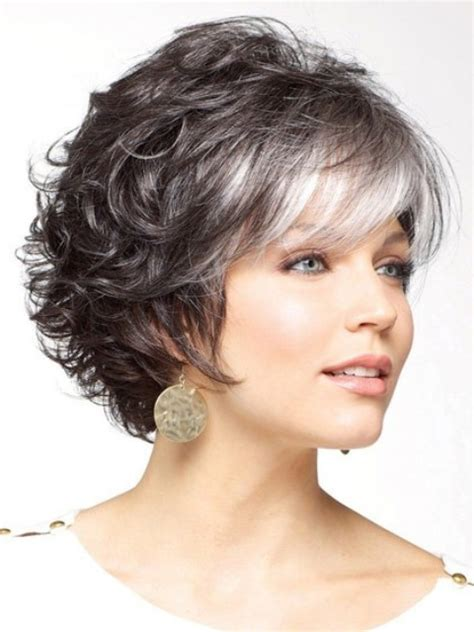short curly grey hairstyles 2015 30 best curly bob hairstyles with how to style tips 11