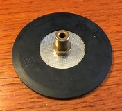 Image result for Idler Wheels for turntable. Size: 176 x 160. Source: www.ebay.com