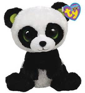 Giant Panda Stuffed Animal Ty Stuffed Animals Discount Ty Bamboo The Panda 6 Quot Beanie Boo