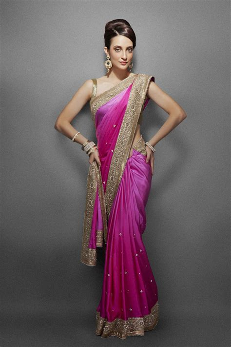 Saree Draping New Styles styles of wearing sarees saree draping style for wedding