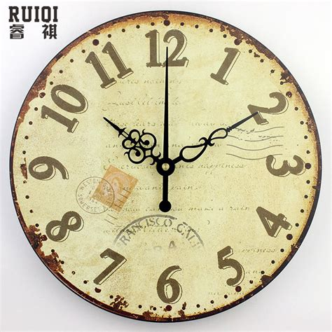 large decorative wall clocks modern design absolutely